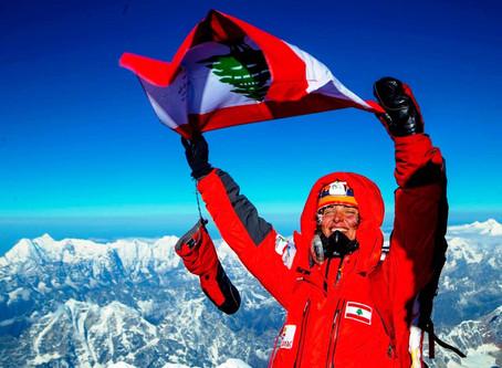 Joyce Azzam: la passion des sommets