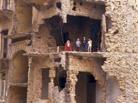 Beyrouth: le phénix...