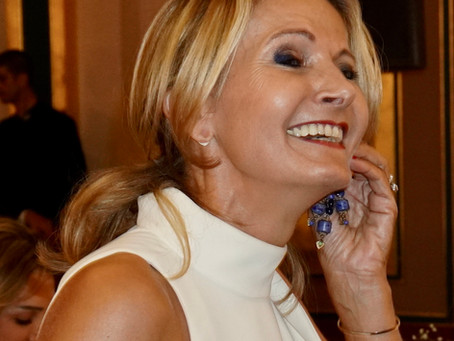 Sabine Géraudie: la lumière du bleu...
