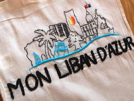 Mon Liban d'Azur inspire la jeunesse...