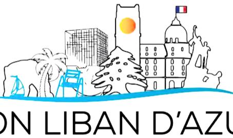Un nouveau site pour Mon Liban d'Azur