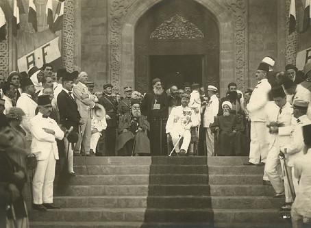 Il y a cent ans... le Grand Liban