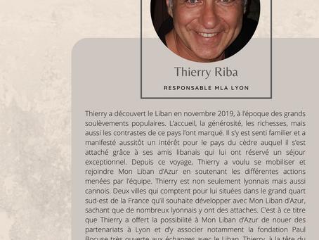 Lumière sur... Thierry Riba