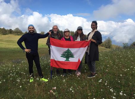 Mon Liban d'Azur dans le Haut-Pays