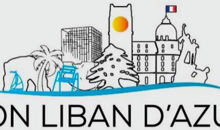 Sur l'agenda de Mon Liban d'Azur