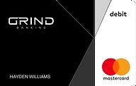 GRIND Banking Onyx Card