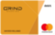 GRIND Banking Honey Card