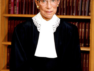 How to Change the World: Powerful Lessons From Ruth Bader Ginsburg