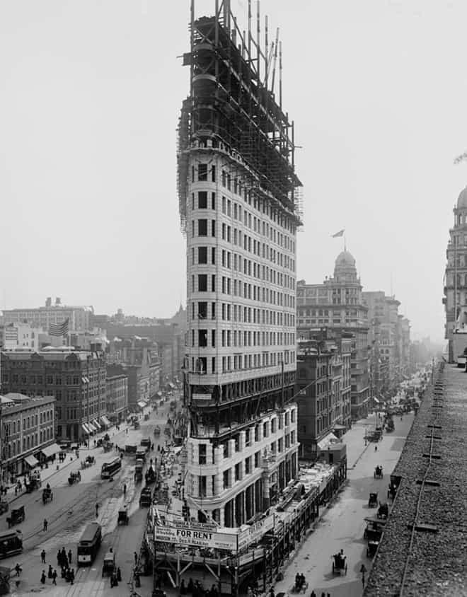 New York in 1900's