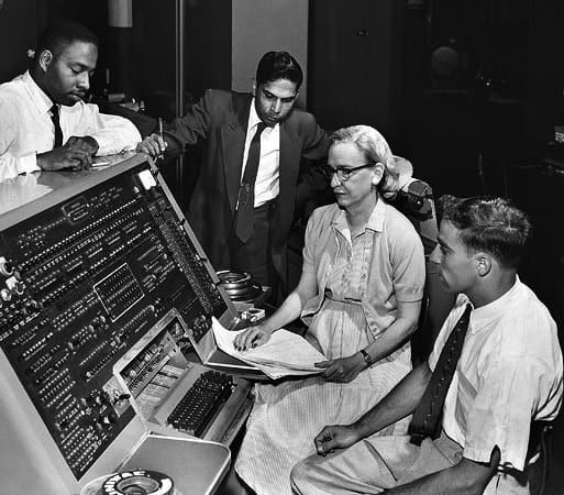 Grace Hopper and the UNIVAC