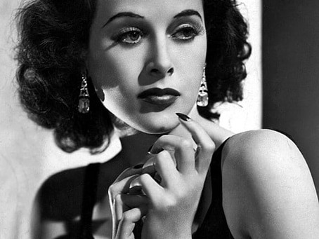 """Female Role Models: Hedy Lamarr, an actress and the """"mother"""" of modern-day WiFi"""