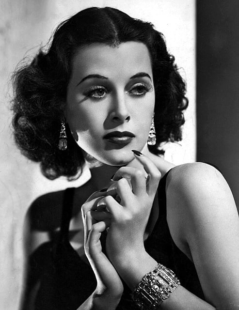 Hedy Lamarr, the most beautiful woman in the world and the inventor of modern-day WiFi technology