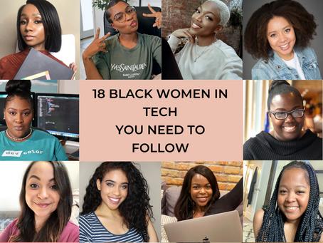18 Black Women in Tech You Need to Follow on YouTube