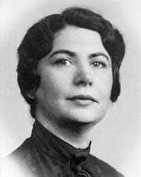 Female Role Models: Gertrude Blanch, a pioneer in algorithm design