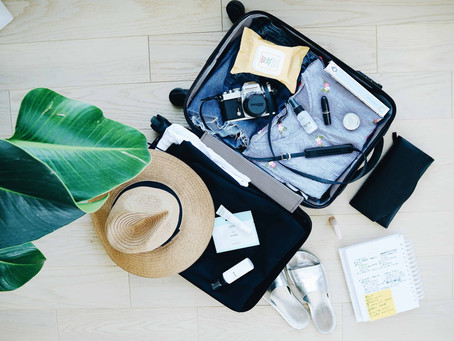 Missing Suitcase Before an Event | Busy Girl's Guide