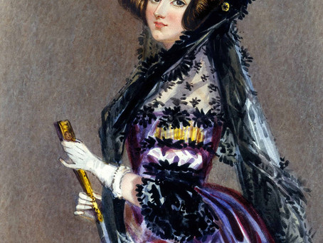 Female Role Models: The First Programmer in History, Ada Lovelace