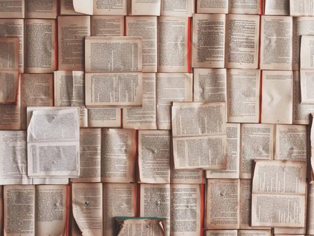 My Five Favourite Self-help Books