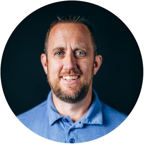 Lead Pastor - Rob Woolcock