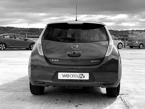 2017 (17) Nissan Leaf Tekna 30kWh 6.6kW Charger 40k Miles