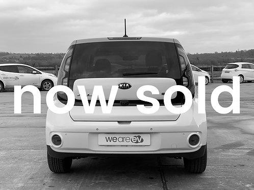2016 (66) Kia SOUL EV 30kWh 39k Miles