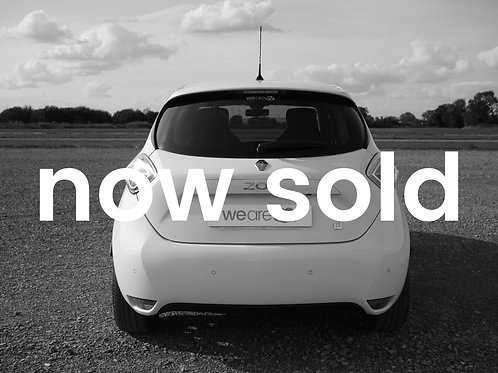 2015 (65) Renault Zoe Dynamique Nav 22kWh 18.5k Miles