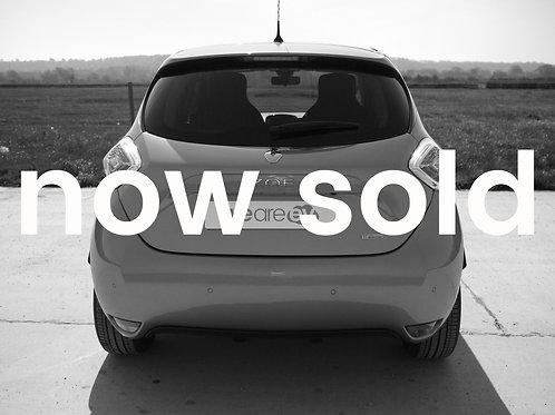 2016 (66) Renault Zoe Dynamique Nav 22kWh 18k Miles