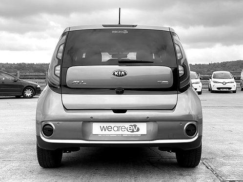 2017 (67) Kia SOUL EV 30kWh 8k Miles