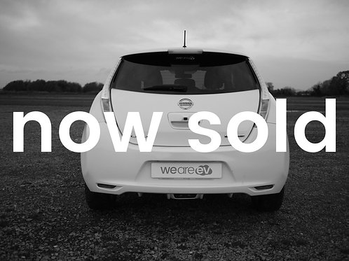 2016 (66) Nissan LEAF Acenta 30kWh 16k Miles
