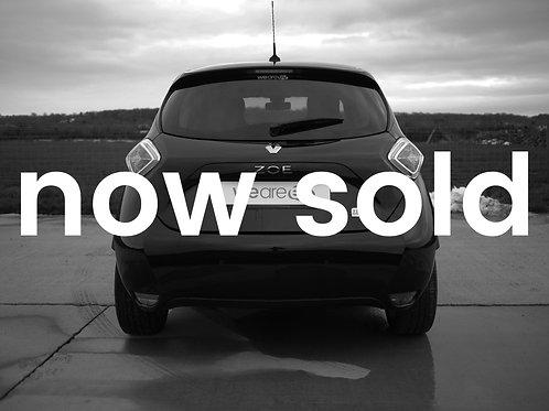 2017 (17) Renault Zoe ZE40 R90 Signature Nav 41kWh 39k Miles