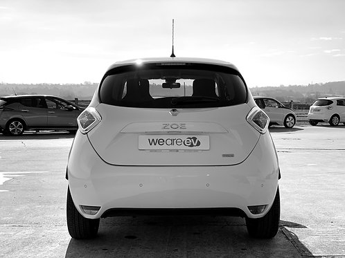 2017 (17) Renault Zoe ZE40 R90 Dynamique Nav 41kWh 72k Miles