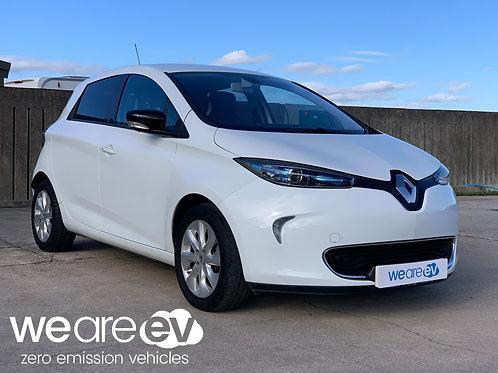 2015 (65) Renault Zoe Dynamique Nav 22kWh 20k Miles