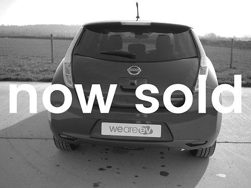 2016 (66) Nissan Leaf Acenta 30kWh 6.6kW Charger 29k Miles