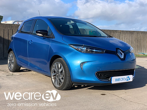 2017 (17) Renault Zoe ZE40 R90 Dynamique Nav 41kWh 20k Miles