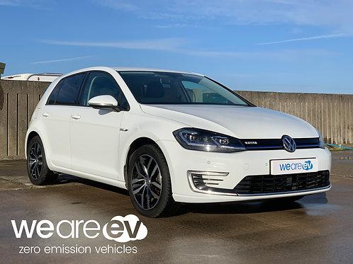 2019 (19) Volkswagen e-Golf 35.8kWh 23k Miles