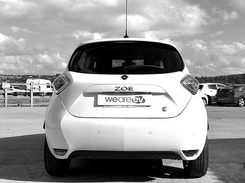 2015 (15) Renault Zoe Dynamique Intens 22kWh 27k Miles