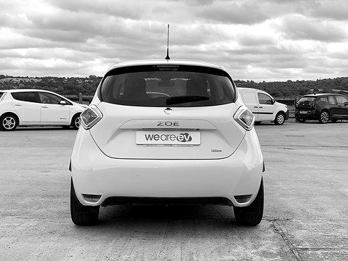 2017 (67) Renault Zoe ZE40 R90 Dynamique Nav 41kWh 25k Miles