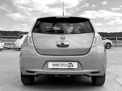 2016 (16) Nissan LEAF Tekna 30kWh 6.6kW Charger 39k Miles