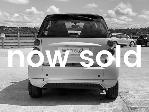 2013 (63) SMART fortwo Electric Drive 17.6kWh
