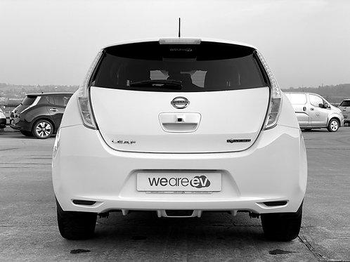 2015 (15) Nissan LEAF Tekna 24kWh 3.3kW Charger 30k Miles