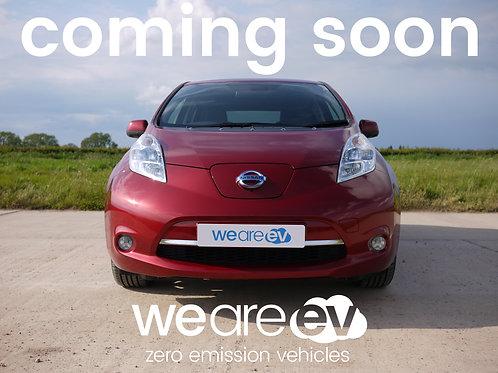 2017 (67) Nissan Leaf Tekna 30kWh 3.3kW Charger 15k Miles