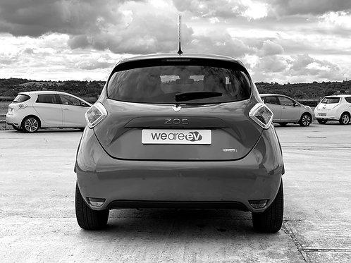 2017 (17) Renault Zoe ZE40 i R90 Dynamique Nav 41kWh 19k Miles