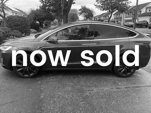 2019 (68) 100kWh Dual Motor Tesla Model X 100D 17.5k Miles