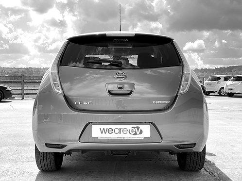 2017 (17) Nissan LEAF Tekna 30kWh 3.3kW Charger 25k Miles