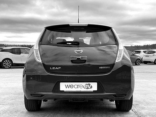 2016 (66) Nissan LEAF Acenta 30kWh 3.3kW Charger 47k Miles