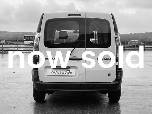 2014 (64) Renault Kangoo ZE Maxi 22kWh 8k Miles