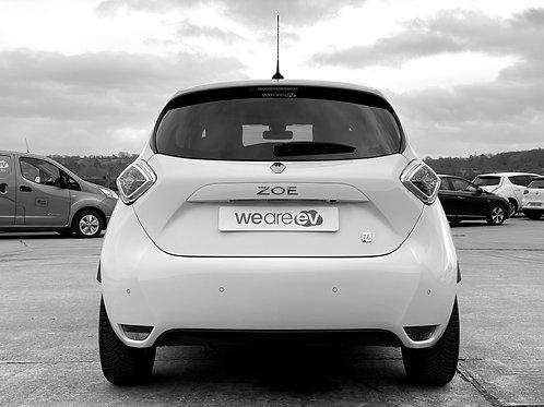2014 (64) Renault Zoe Dynamique Intens 22kWh 43kW Rapid Charging 24k Miles