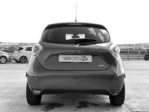 2018 (68) Renault Zoe ZE40 i R110 Dynamique Nav 41kWh 12k Miles