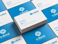 Redesign de Identidade Visual da X dent.