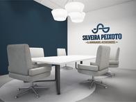 Criação de Identidade Visual para Silveira Peixoto & Advogados Associados.