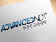 Construção da Identidade Visual para AdvancedNDT Soluções em Inspeção.